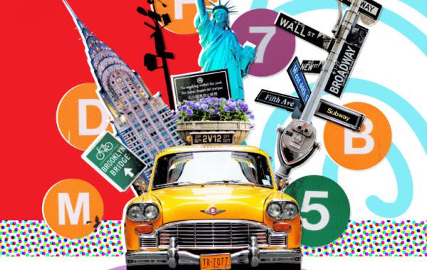 City Icons NY-LOW